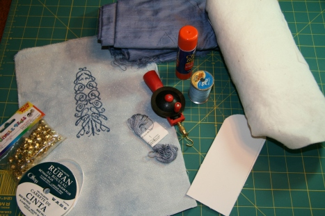 Materials for Ornament Finishing
