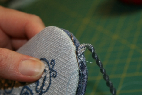 Starting the Cording