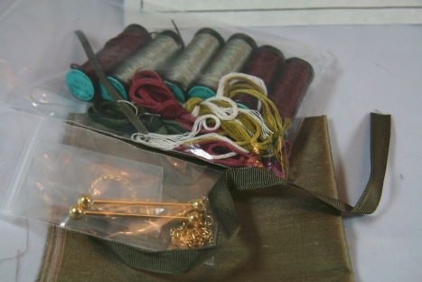 Ring of Roses Kit Contents