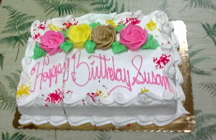 Susan's Cake