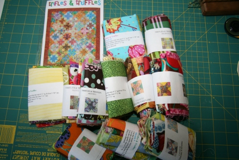 Quilt Kit: Trifles and Truffles
