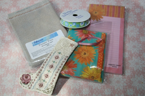 HOE Just Nan Exchange from Deanne - Goodies Galore!