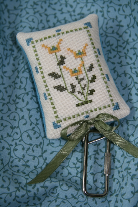 TTE Floss Tag Exchange from Sharon