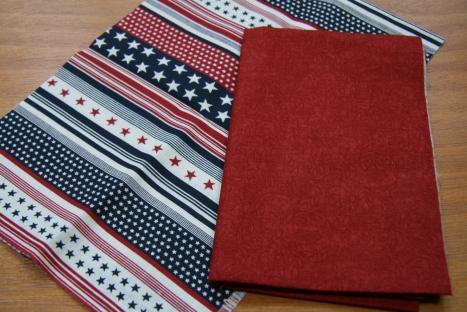 Finishing Fabrics for Yankee Poodle