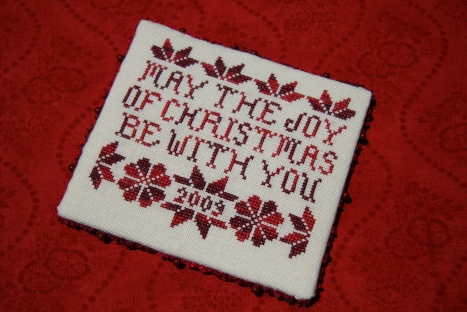 HOE Christmas in July Exchange for Carol