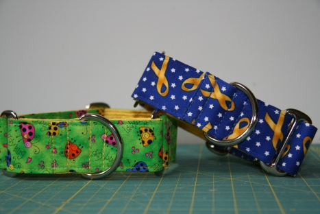 Dog Collars from Mom