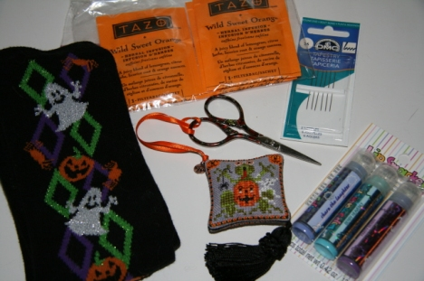 HOE Halloween Exchange from Carol