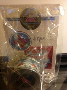 Just Nan Over the Top Limited Edition Tin SNOW! includes finishing materials for tin, tin topper and needle mitten. $40